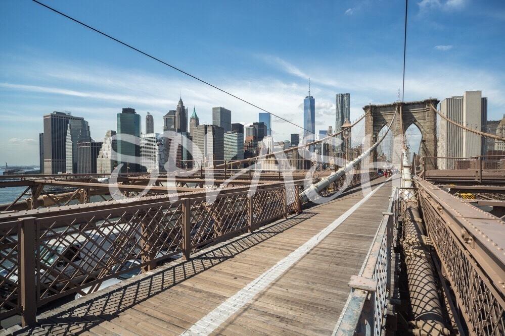 Cuadro New York puente SP235