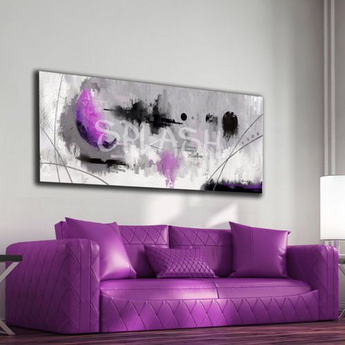 Abstract painting harmony