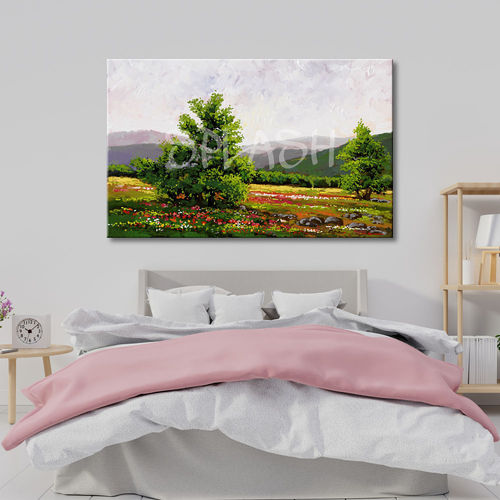 Classic Country Landscape Painting