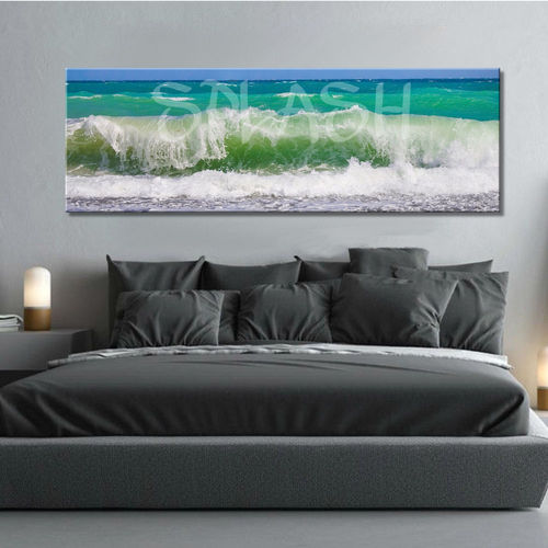 Marine Wave Painting