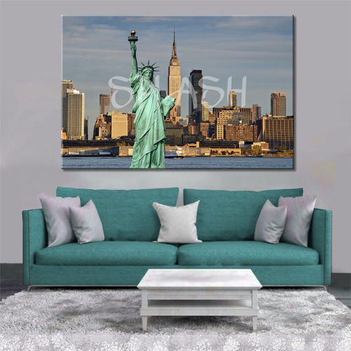 New York Statue of Liberty Canvas