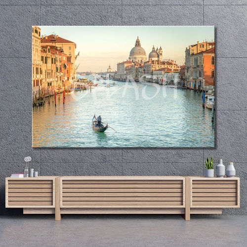 Venice Painting Grand Canal
