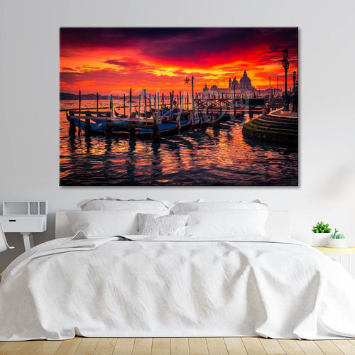Venice Sunset Painting