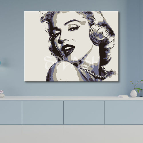 Cuadro pop art Marilyn Monroe