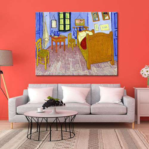 Famous Canvas Van Gogh Room Printed