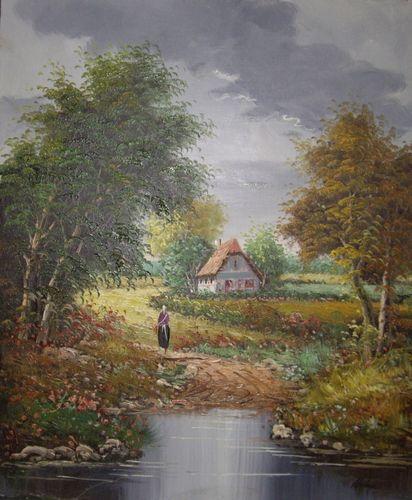 Cuadros clasicos comprar cuadros baratos tiendas de for Cuadros dormitorio clasico