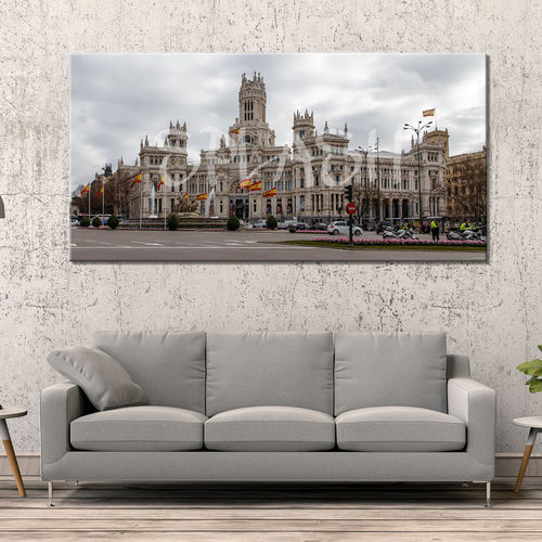 Picture of Cibeles Palace Correos Madrid