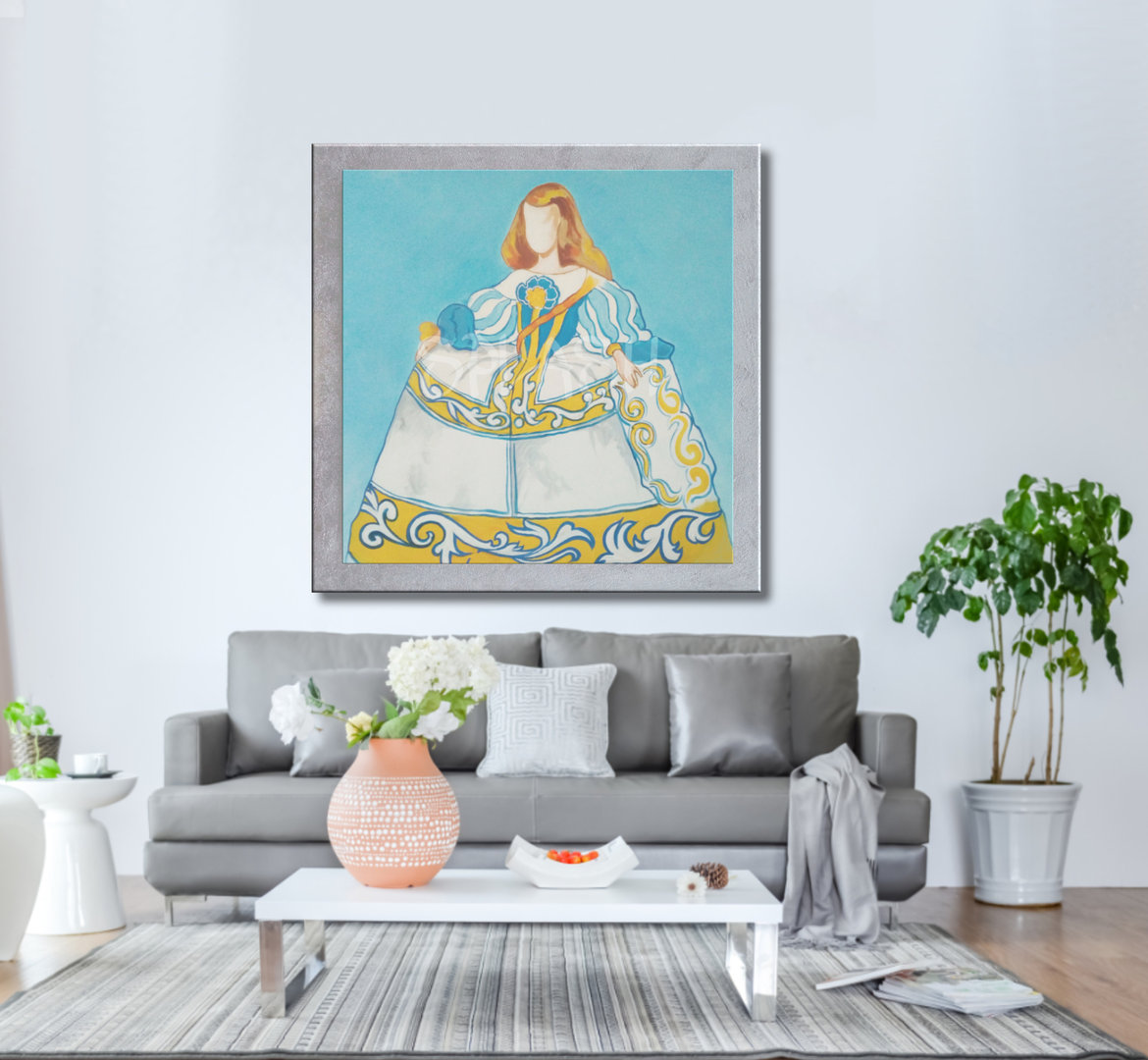 Spa1057 0005 Online Shop Of Modern Hand Painted Paintings