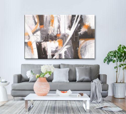 Cuadros Abstractos Modernos Online Comprar Cuadros Splash