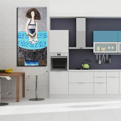 Cuadros Para Cocina Modernos Pintados E Impresos Cuadros Splash - Cuadros-para-cocina-moderna