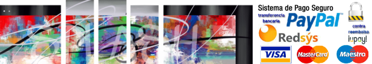 Modular, multiform, multipart, multi-piece, triptych and diptych paintings and prints